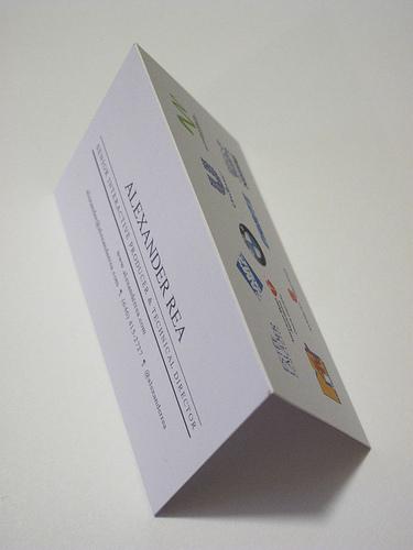 Folded mini resume   Transenter translations